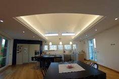 Risultati immagini per cartongesso soffitto salone moderno