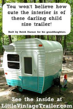 Everything Vintage Campers & Trailers