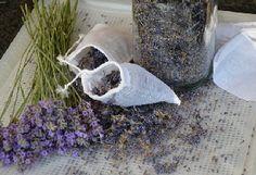 Lavendel drogen tegen motten