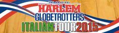 """""""Harlem Globetrotters Italian Tour 2015"""" a Milano il 3 maggio. Ritornano a Milano i giocolieri del basket, gli Harlem Globetrotters con il loro tour italiano. Uno spettacolo unico nel suo genere. Un evento imperdibile!  #HarlemGlobetrottersItalianTour #HarlemGlobetrotters #Milano #Basket #Sport"""
