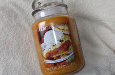 Village Candle Warm Apple Pie.