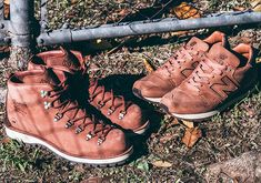 "Danner x New Balance ""American Pioneer"" Collaboration 
