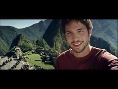 Nunca dejes de viajar - Promoción Perú 2012 un comercial que te hace pensar