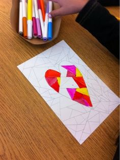 math worksheet : recycled lid art project quot;tree rings quot;  sculpture  pinterest  : Valentine Art Project For Middle School