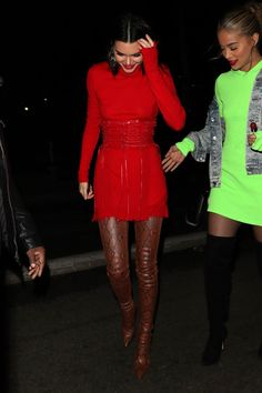 Kendall Jenner street style 2017, Кендалл Дженнер уличный стиль 2017
