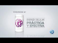 CoQuinone® 30 | Productos USANA [ESPAÑOL] USANA MEXICO | US-Spanish | COLOMBIA | SaludVerdadera.com - YouTube