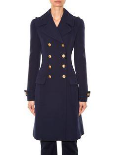 Baker double-breasted wool coat   Altuzarra   MATCHESFASHION.COM UK