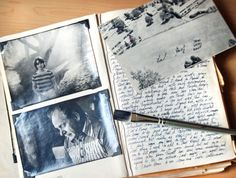 Go Creatively: David Cook's life of journalling