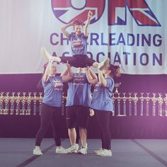 THROWBACK THURSDAY! Hashtag your #Cheer throwback pics with #UKCA #ThrowbackThursday