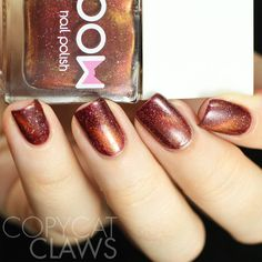Copycat Claws: Bow Polish Magnetic Swatches