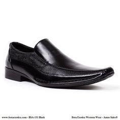 Zapatos negros Superman para hombre ev5aG6ga9