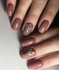 Ladies with style will not bypass this manicure.