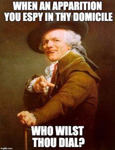 Joseph Ducreux Meme - Imgflip