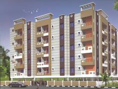 Sri Sai Emerald by A R Signature Infra Pvt. Ltd. – 2BHK & 3BHK Residential Apartments/Flats in Whitefield, Bangalore. Rs. 35.4L – 42.6L