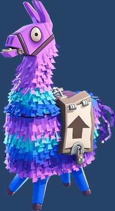 Fortnite Llama Coloring Page Super Fun Coloring Pages in