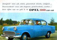 1962 Opel 1200