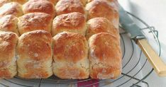 Basic scones recipe - By Australian Women's Weekly, Nothing beats hot, freshly baked scones served with jam and whipped cream. Australian Scones Recipe, Australian Food, Australian Recipes, Lemonade Scone Recipe, Classic Scones Recipe, Basic Scones, Anzac Biscuits, Square Cake Pans, Mince Pies