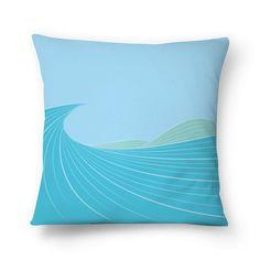 Almofada Wave Lines de @rafaelescudeiro | Colab55