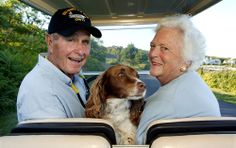 Presidents and their dogs #dogs #presidents