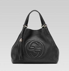 Borse Gucci, le Soho ampie e capienti per l'inverno 2012 | PourFemme