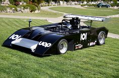1971 UOP Shadow Can Am Car profile