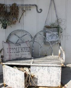 Shabby Chic Outdoors & Garden