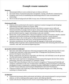 Resume Summary Statement Examples Customer Service Cool 98 Best Work Images On Pinterest In 2018  Financial Statement .