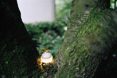 Snow Peak Hozuki Mini lantern