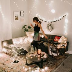 """5,777 Likes, 73 Comments - Gabe (@falllenskies) on Instagram: """"Sorry but this one's my fav too so you have to see it twice.So much fun decorating Zoe's apartment…"""""""