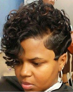 39 Everyday Short Hairstyles for Black Women | Short hairstyle ...