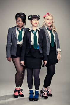 Wolfblood - The 3 Ks.