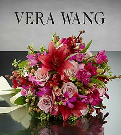 Vera Wang Precious Love Bouquet - 26 Stems - No Vase