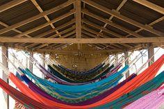 chinchorros Guayuu Ferris Wheel, Fair Grounds, Tropical, Boho, Travel, Cabo De La Vela, Hammocks, Candles, Viajes