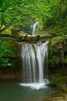Lafoor Waterfall-Mazandaran,Iran