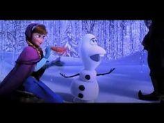 A Snowy Reunion - Anna/Olaf - Frozen