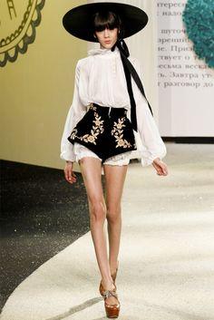 Fashion Show: Ulyana Sergeenko Haute Couture S/S 2013 ♥♥♥