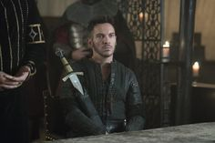 Vikings Season 5 with Jonathan Rhys Meyers JRM #jonathanrhysmeyers #jrm