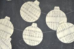 Lovely Hand-crafted Paper Christmas Decorations   #hand #crafted #paper #Christmas #decorations