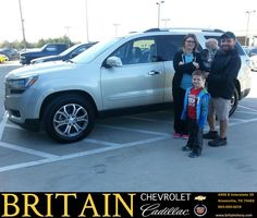 https://flic.kr/p/BVMBJH | Britain Chevrolet Cadillac Customer Review | Mike Donahoe was very courteous and kind. He stayed late to make sure we had the best service. He made sure we felt secure about our purchase and about the car we were picking. He explained the features of the car. We had a enjoyable car buying experience with Mike. He made it fast, easy, and efficient.  April & Bryan, deliverymaxx.com/DealerReviews.aspx?DealerCode=I827&R...