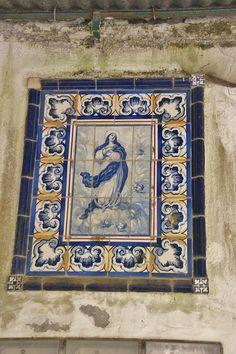 Azulejos   Madeira, Portugal