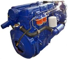 New Replacement engine for Ford Lehman.