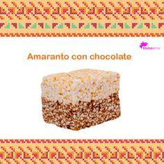 """""""xtes"""" en maya, """"huautli"""" para los aztecas y """"kiwicha"""" por los incas, el amaranto más rico está en #DulceAlma."""