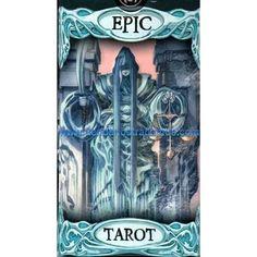 Un nuevo tarot de Fantasia, el cual os transportará a un nuevo mundo para interpretar estas cartas