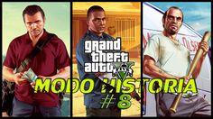 GTA V - MODO HISTORIA - ROBANDO PESTICIDA - # 8