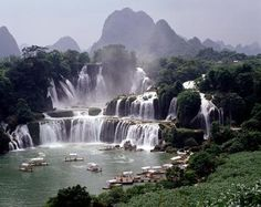 Cam Ly Waterfall - Dalat Vietnam Article highlighting some of the waterfalls in and around Dalat