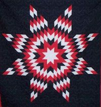 Diane's Native American Star Quilts