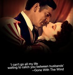 Scarlett O'Hara (Vivien Leigh) and Rhett Butler (Clark Gable) in Gone With the Wind Go To Movies, Old Movies, Great Movies, Barbara Palvin, Classic Hollywood, Old Hollywood, Hollywood Stars, Movie Stars, Movie Tv