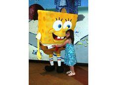 SpongeBob Squarepants - Picture of Nickelodeon Suites Resort, Orlando - TripAdvisor