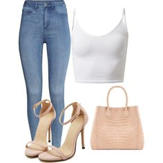 style lethalbeauty.bigcartel.com by chappellciara on Polyvore featuring polyvore fashion style H&M Nancy Gonzalez