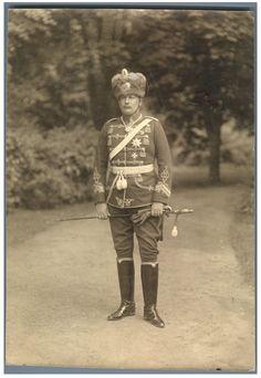 Germany, Prince Eitel Friedrich von Preußen     #Les_années_1900_à_1940_ #Personnalités